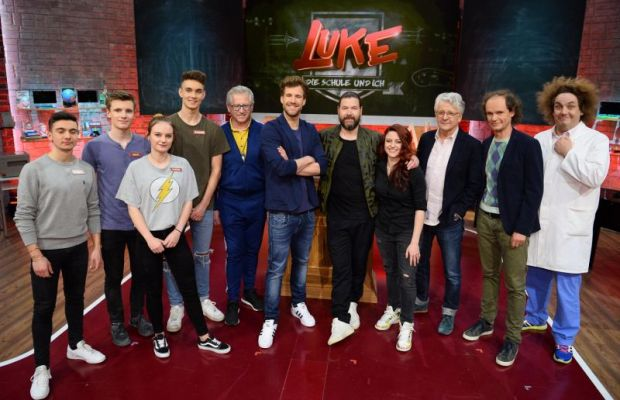 Lucky Loser bei Luke Mockridge